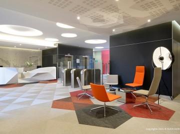 Projets options sas for Bureau concept la sarre